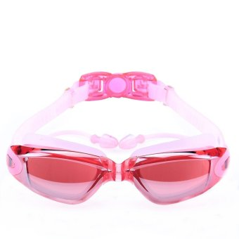 Men and Women's Myopia Swimming Goggles(Pink) - Intl