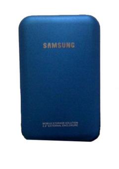 Jual Samsung harddisk case 2,5 SATA Biru