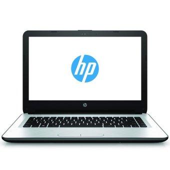 HP 14-ac152TU - 14.0 - Intel Celeron N3050 - 2GB RAM - Win 10 - Putih
