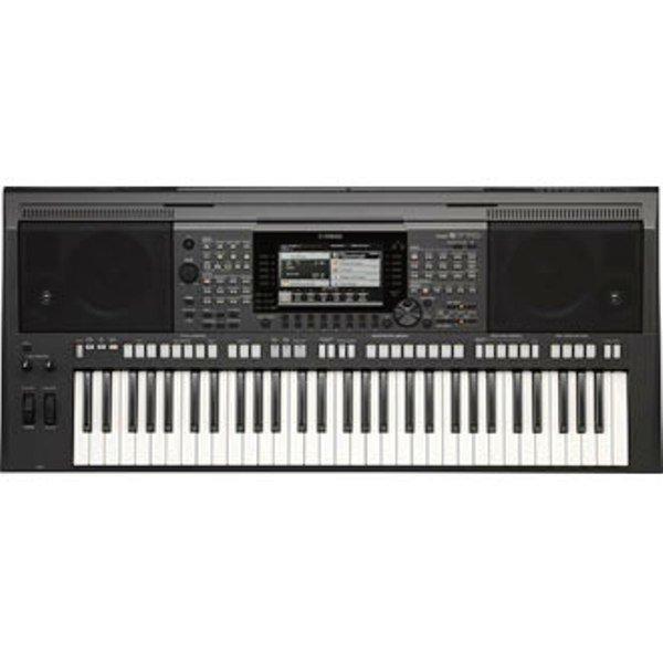 harga Yamaha Keyboard PSR S-770 Hitam Lazada.co.id