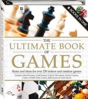 Tiyo Tiyo Books - Ultimate Book Of Games Binder