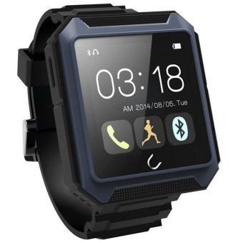 Smartwatch Bluetooth Watches U Watch Terra for Iphone / Samsung / Htc Android Smartphone Ios (Intl)