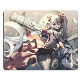 Blade And Soul MMO Po Hwa Ran Twin Tail Anime Gaming Mouse Pad (Multicolor) (Intl)