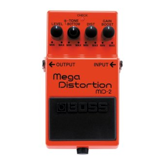 Boss MD-2 Mega Distrotion Guitar Effect - Intl