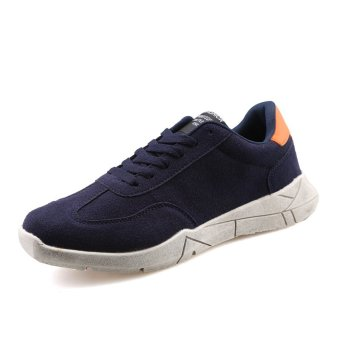 Brands Men's sports shoes running shoes couple shoes qh318ww blue (Intl)