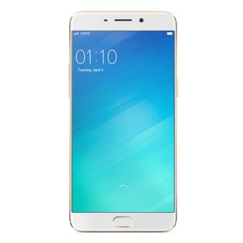 OPPO F1s Selfie Expert 4G - 32 GB - Gold + Gratis Powerbank 3000mAh + Memory V-Gen 16Gb