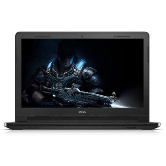 Dell Inspiro 14-3458 - Intel Core i3-5005 - 4GB RAM - VGA - Ubuntu - Hitam