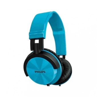 Philips SHL3000BL Headphones-Biru