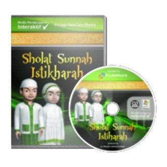 Piranti Edutama CD Interaktif Peraga Tata Cara Sholat Sunnah Istikharah
