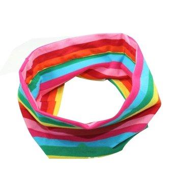 Women's Boho Headband Wide Yoga Running Headwrap Nonslip Soft Namaste Headwear Multi Color - Intl