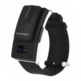 Sport Bluetooth V3.0 Headset Smart Watch for Mobile phones (Intl)