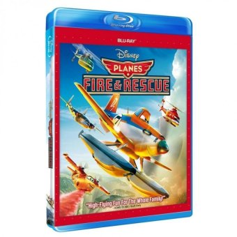 Planes: Fire and Rescue (Blu-ray) (Intl)