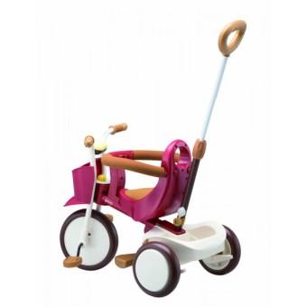 harga IIMO Tricycle Sepeda Roda Tiga - Red Lazada.co.id