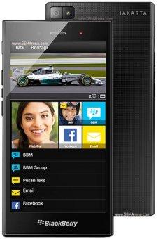 BlackBerry Z3 - RAM 1.5GB - 8GB - Hitam
