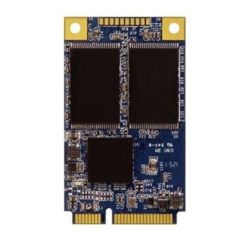 Team SSD M-sata - 64GB - Biru