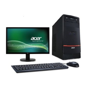 Acer Aspire TC710 i7 - Intel® Core™ i7-6700 Processor - 8GB - 1 TB - DOS - Hitam