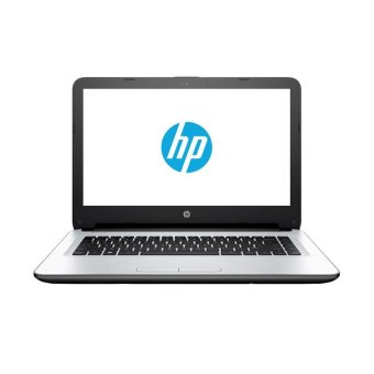 HP Notebook 14-ac002TU INDO - Intel Celeron N3050 - 2GB RAM - Putih