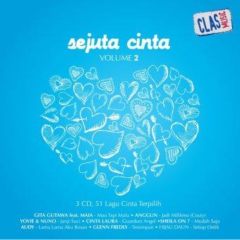 Sony Music Entertainment Indonesia Various Artists - Sejuta Cinta Vol.2