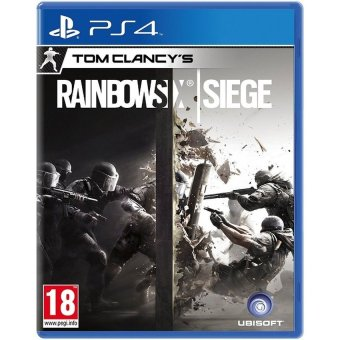 Sony Entertainment Sony Playstation PS4 Tom Clancy's Rainbow Six Siege
