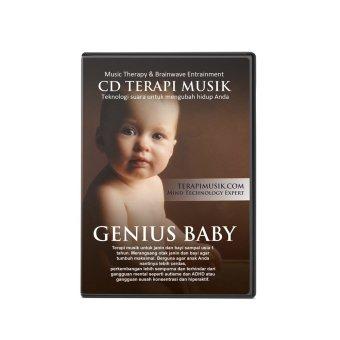 Terapi Musik Genius Baby