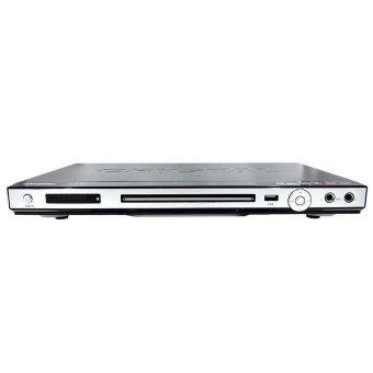 Crystal DVD Player HDMI - Full HD 1080p - Hitam