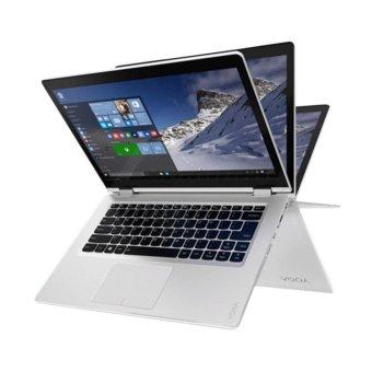 Lenovo Yoga 510-14IKB - 39ID - i5-7200U/4GB/1TB/14