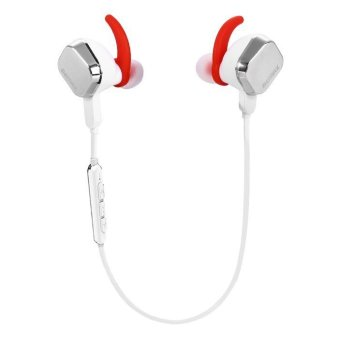 Remax S2 Bluetooth 4.1 Sport Headsets (White) (Intl)