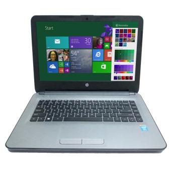 HP 14-AC603TU - Intel N3700 - RAM 2GB - Windows 10 - 14