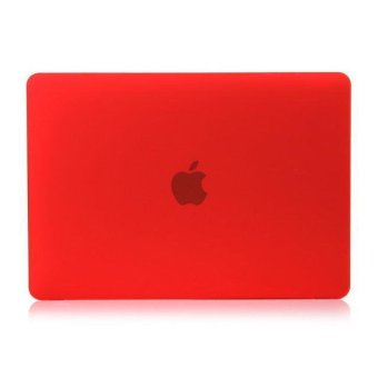 Soft-Touch Plastic Hard Case For MacBook Air 11.6