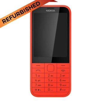 Refurbished Nokia 225 Dual Sim - Merah - Grade A