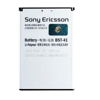 Sony Battery Sony Ericsson BST 41 For Sony Ericsson Xperia X1 X2 X10, etc - Original terpercaya