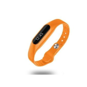 Smart Bracelet Watch Excelvan Waterproof IP57 Bluetooth v4.0 SW14 Smart Watch Sleep Tracking Compatible with Android and IOS (Intl)