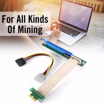 XCSOURCE 1X to 16X PCI-E Mining Machine Enhanced Extender Riser Card Adapter Cable AC648 - intl