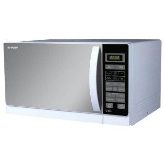 Sharp R-728-W-IN Microwave Oven - Putih
