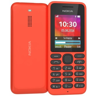 Nokia 130 Dual Sim Merah