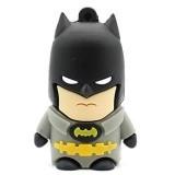 Incipient 16GB Cartoon Batman Design Flash Drive(Black) - Intl