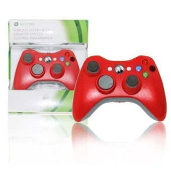 Wireless Bluetooth Gamepad for Xbox 360 (Multicolor) (Intl)
