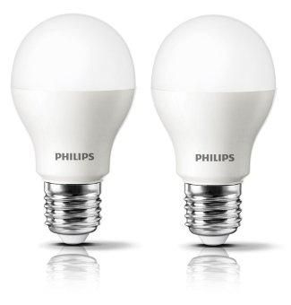 Philips LED Bulb   4W   2 Pcs   Putih Harga Murah   image 727654 1 product