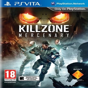 Sony Playstation Vita Killzone Mercenary