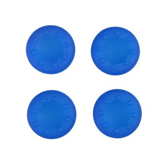 Universal Performance Thumb Grips Blue for Sony Play Station 4 Xbox One Set of 4 - Intl