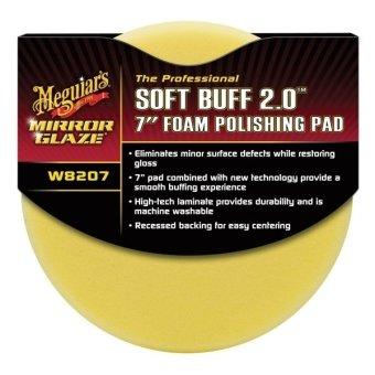 "Belanja Meguiars Profesional Soft Buff 2.0 7"" Foam Polishing Pad Online - Pusat Informasi Harga Spesifikasi Terbaru - Dimana Belanja Online?"
