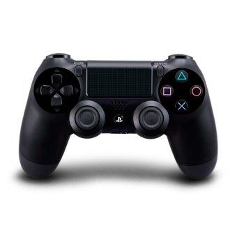 Sony Stick PS4 Wireless New Original - Hitam