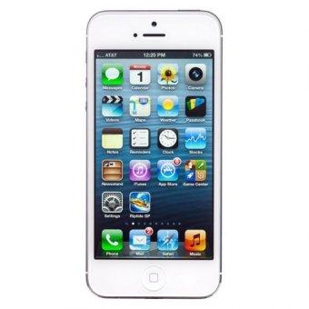 harga Apple Iphone 5 16GB - Putih Lazada.co.id