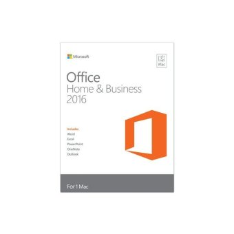 Microsoft Home & Business 2016 For Mac