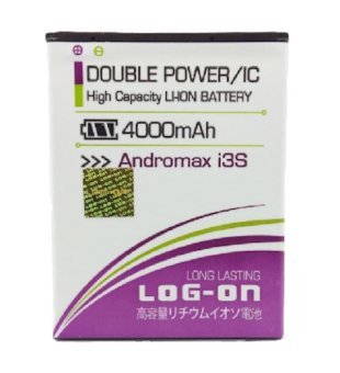 Log On Battery For Smartfren Andromax i3S terpercaya