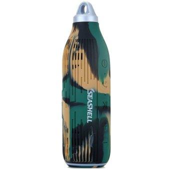 Water Resistant Bluetooth 3.0 Bicycle Speaker (Army Green)(INTL)