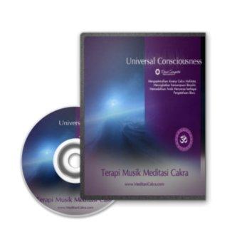 Meditasi Cakra Meningkatkan Kesadaran Universal - C03