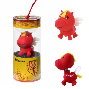 Kingston Flash Disk Kuda - 16GB - Merah