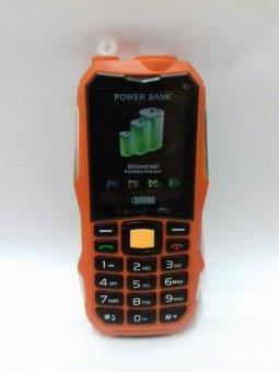 Brand Code Dual SIM - Orange