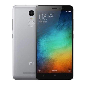 Xiaomi Redmi Note 3 4G - 16GB - Abu-abu